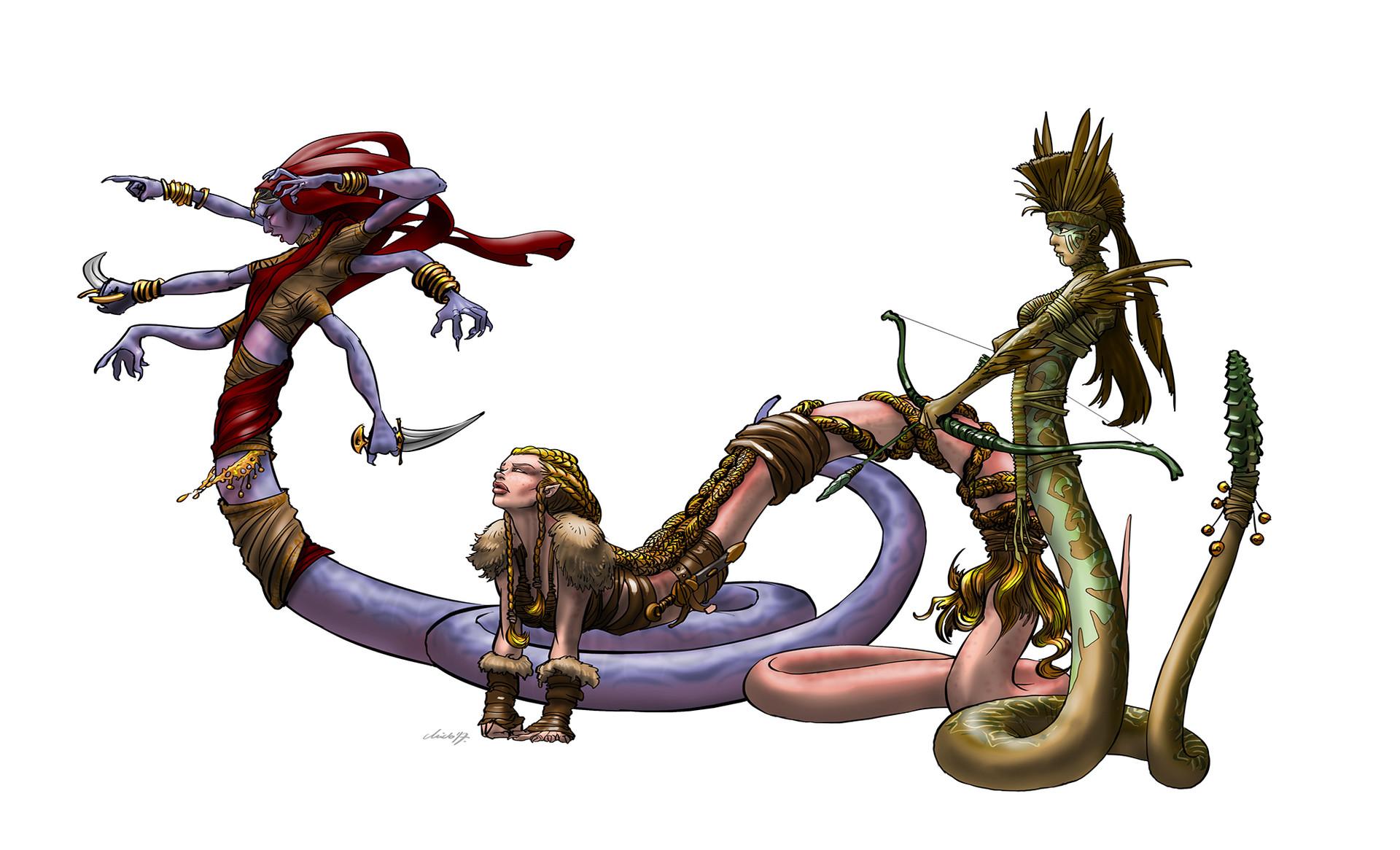 Midhat kapetanovic gorgon retroevolution 01