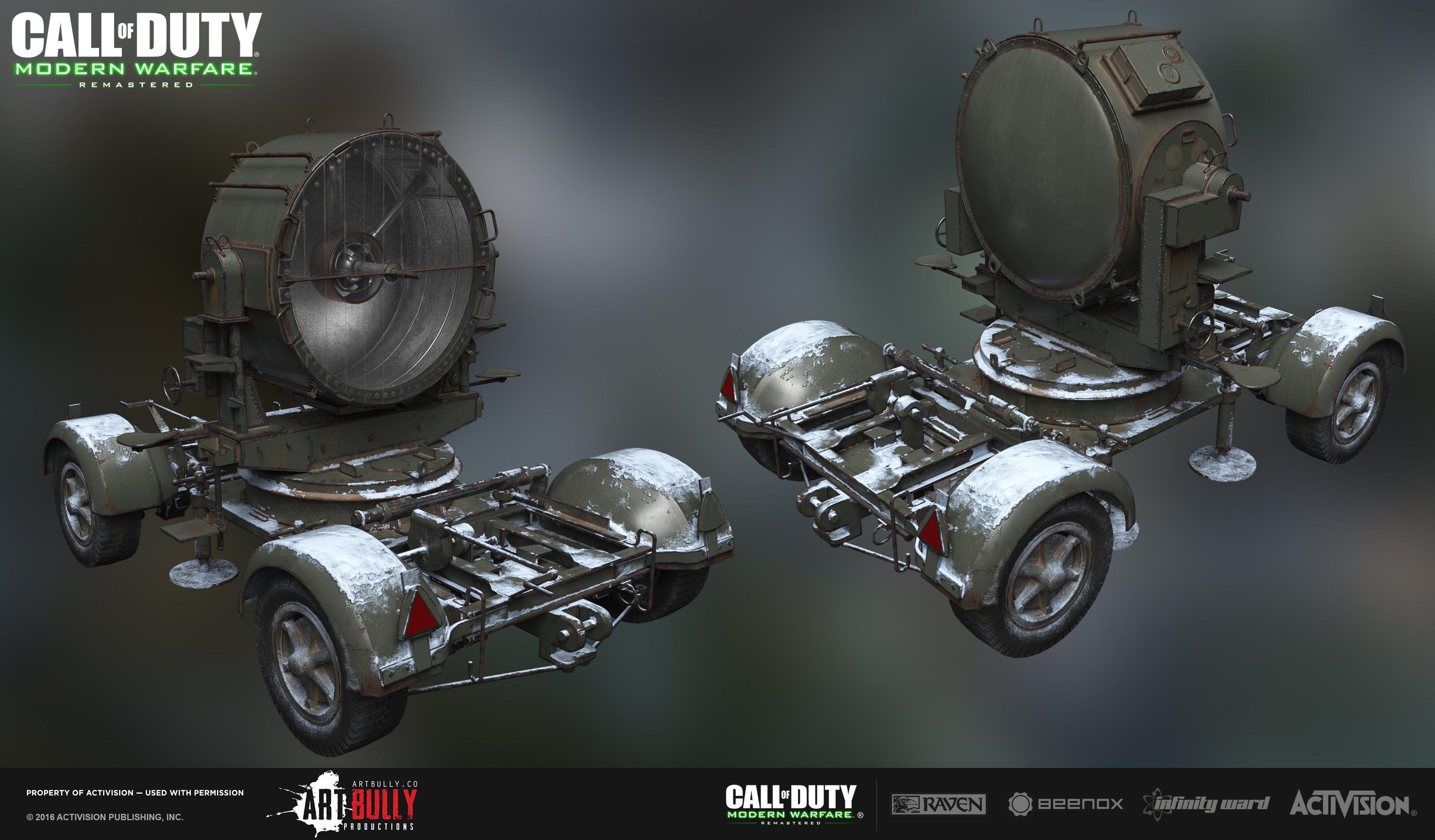 Spotlight Vehicle