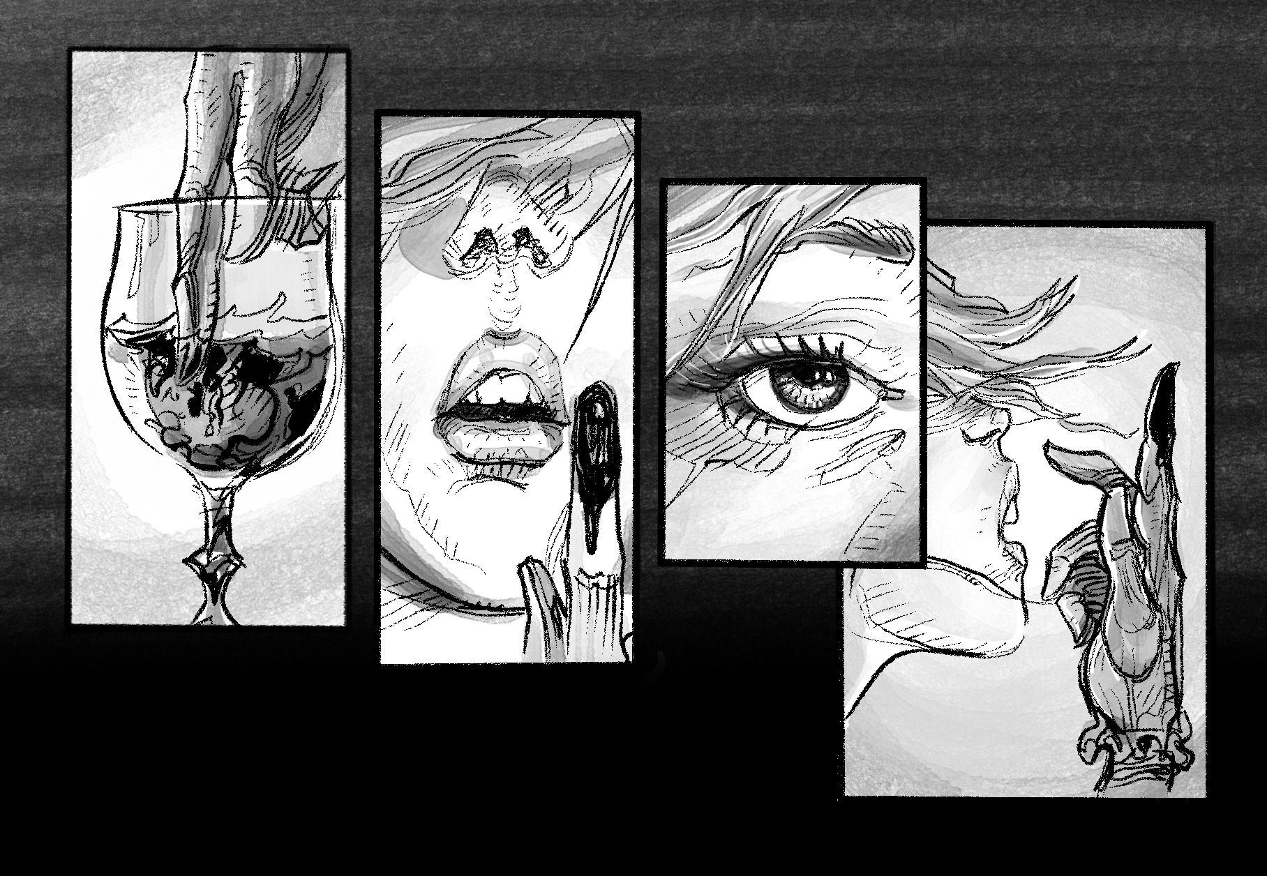 Daniele afferni 03 poison daniele afferni artist inktober2017