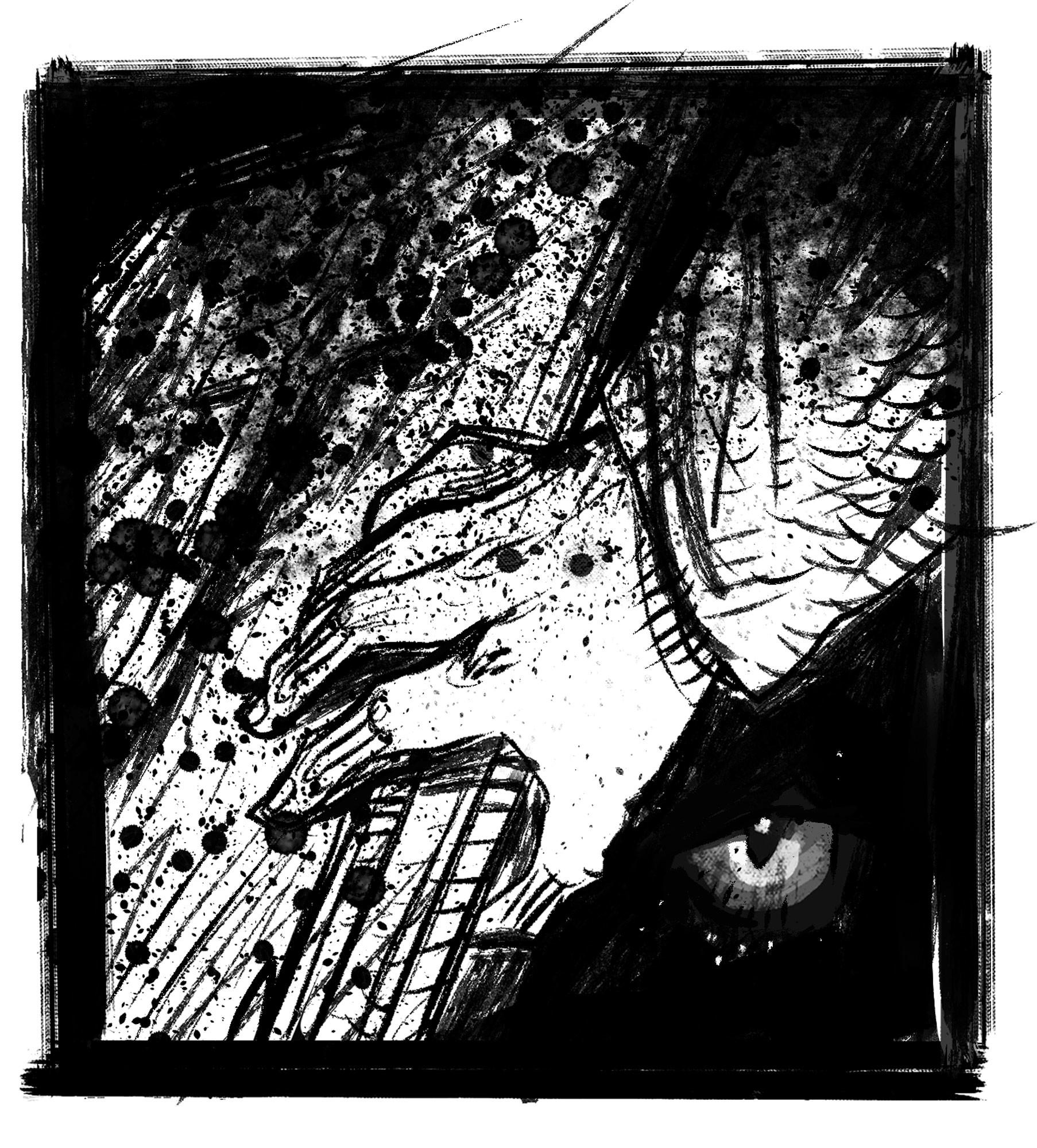 Daniele afferni 04 underwater daniele afferni artist inktober2017