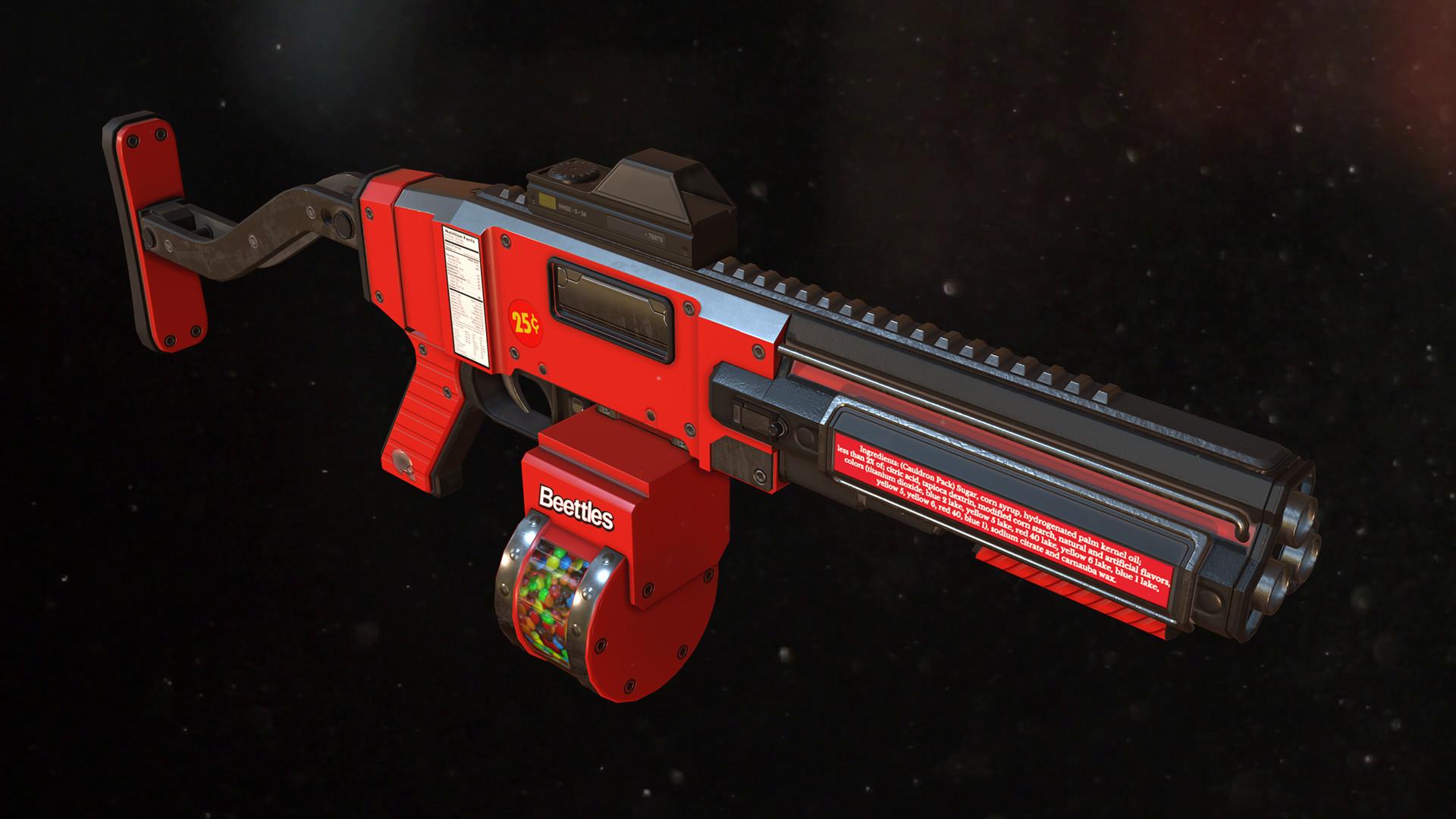 halloween guns