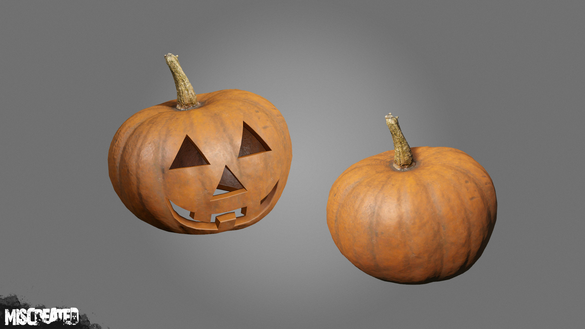 Pumpkin/ Jack o Lantern made for the Halloween 2017 update. Comes as a consumable, base part (light source) and helmet