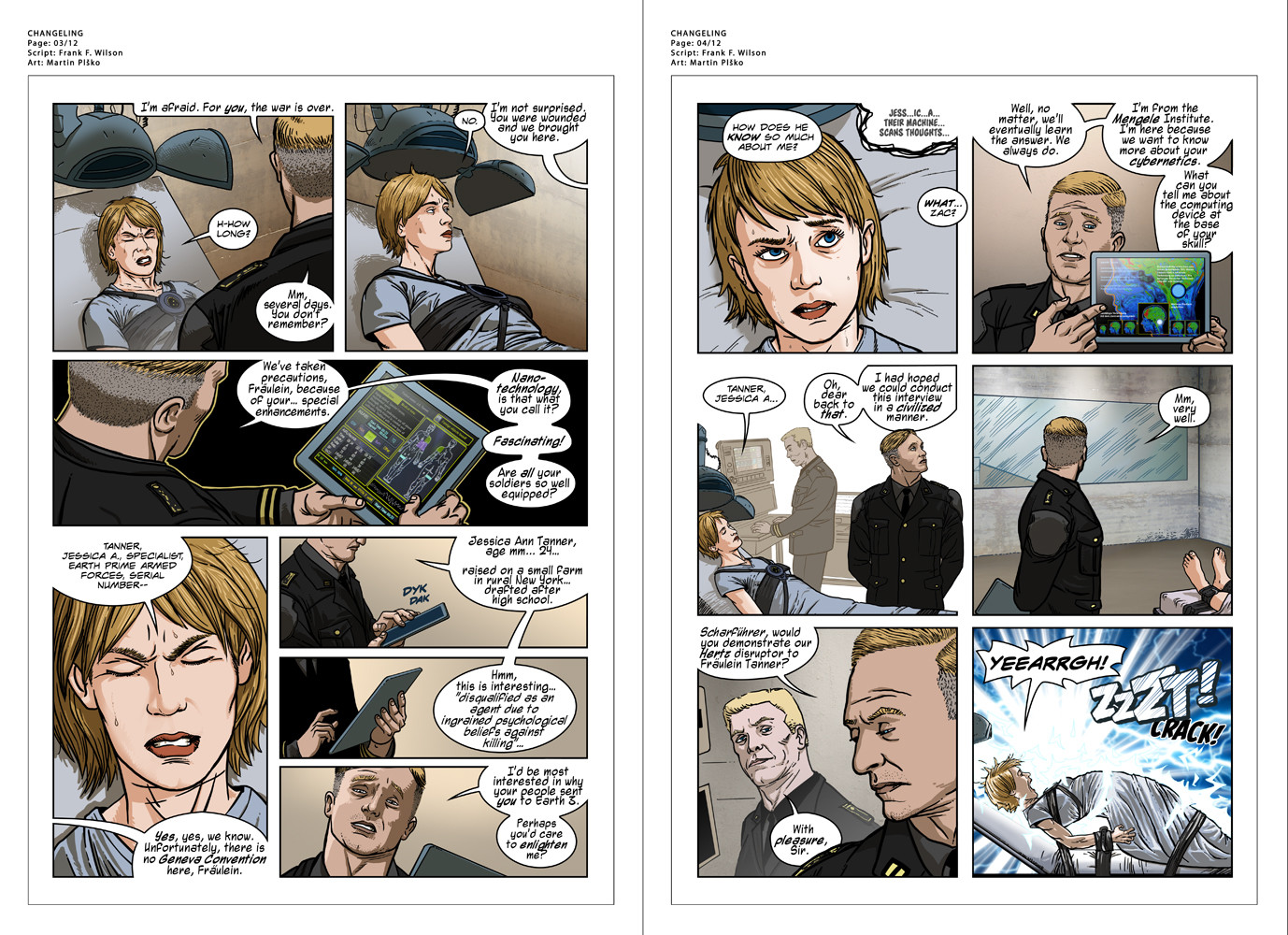 Pages 3-4.