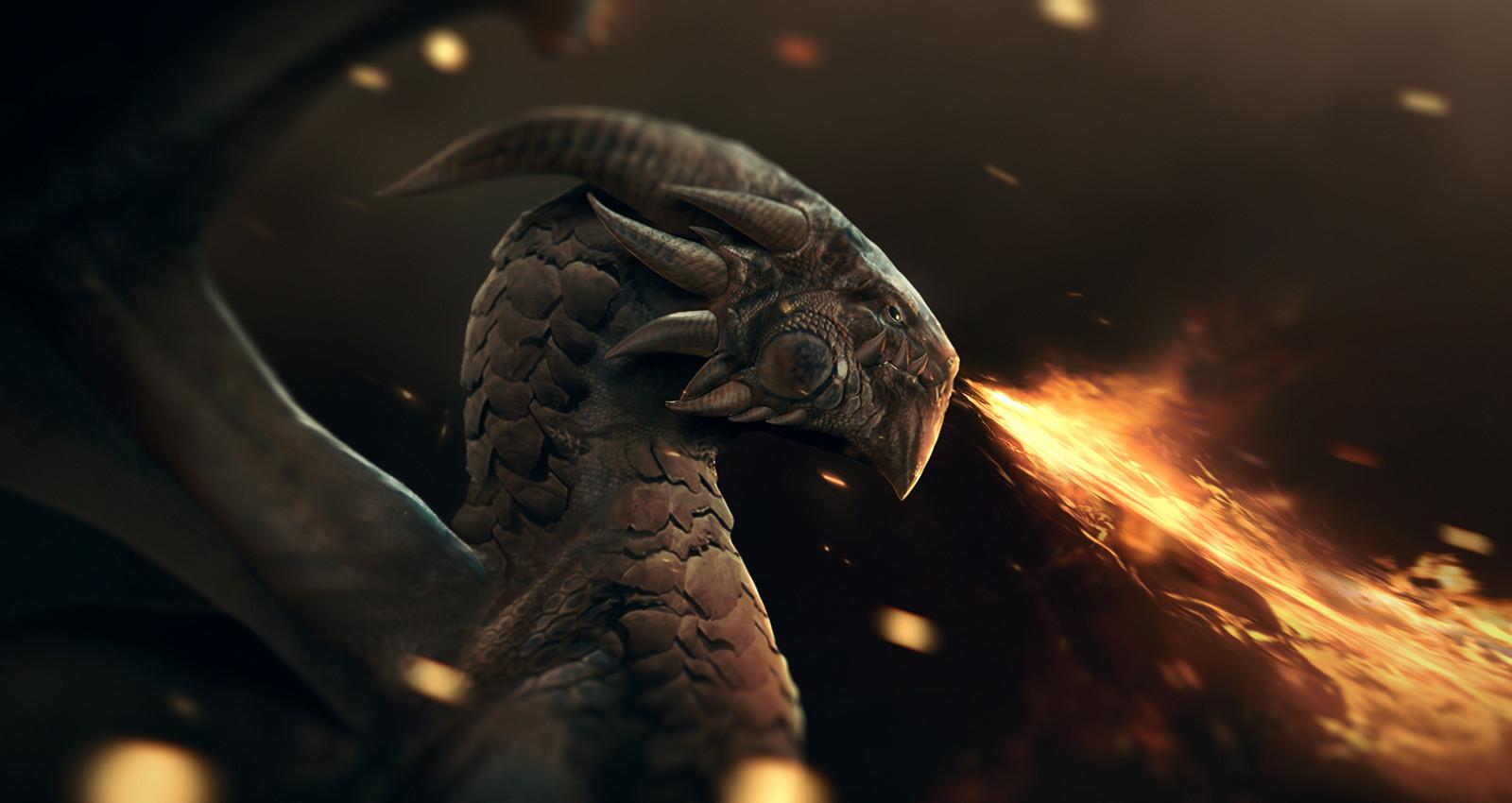 Toby lewin tobylewin dragon