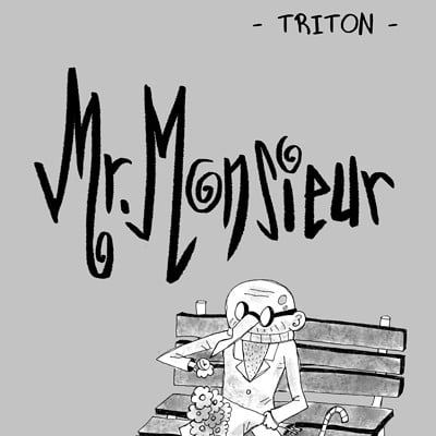 Triton mosquito mr monsieur couverture