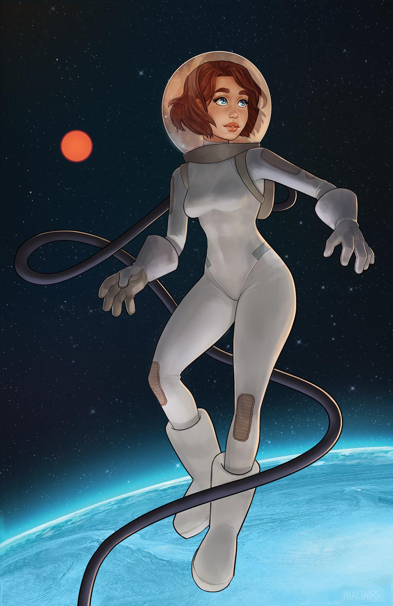 Alice hamel astronaut 5
