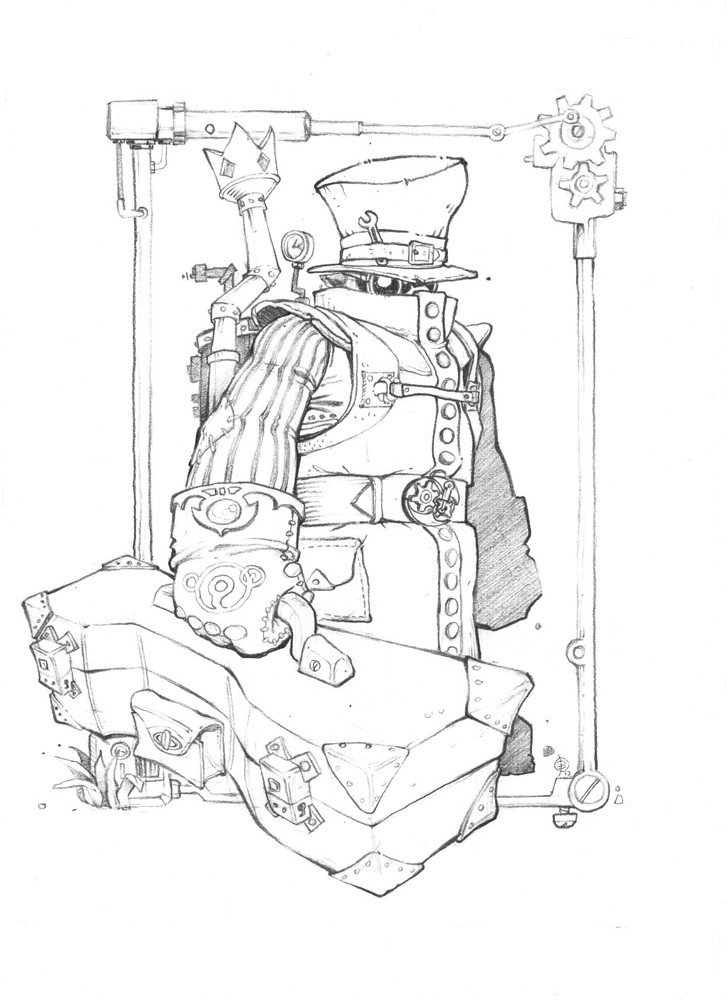 Andrey kamenov pencil x 14