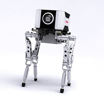 Di studios quadruped camera robot 3