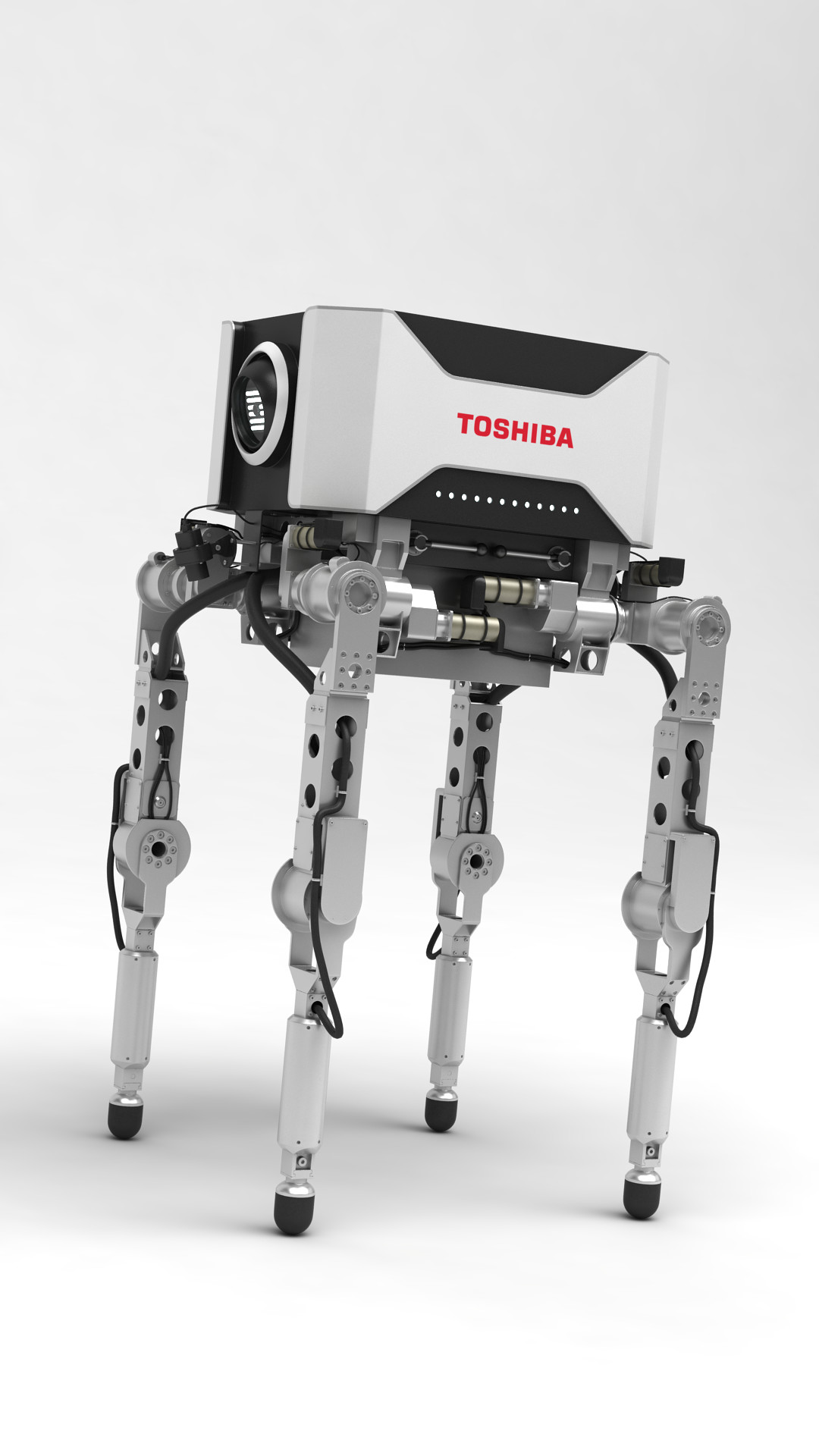 Di studios quadruped camera robot 5