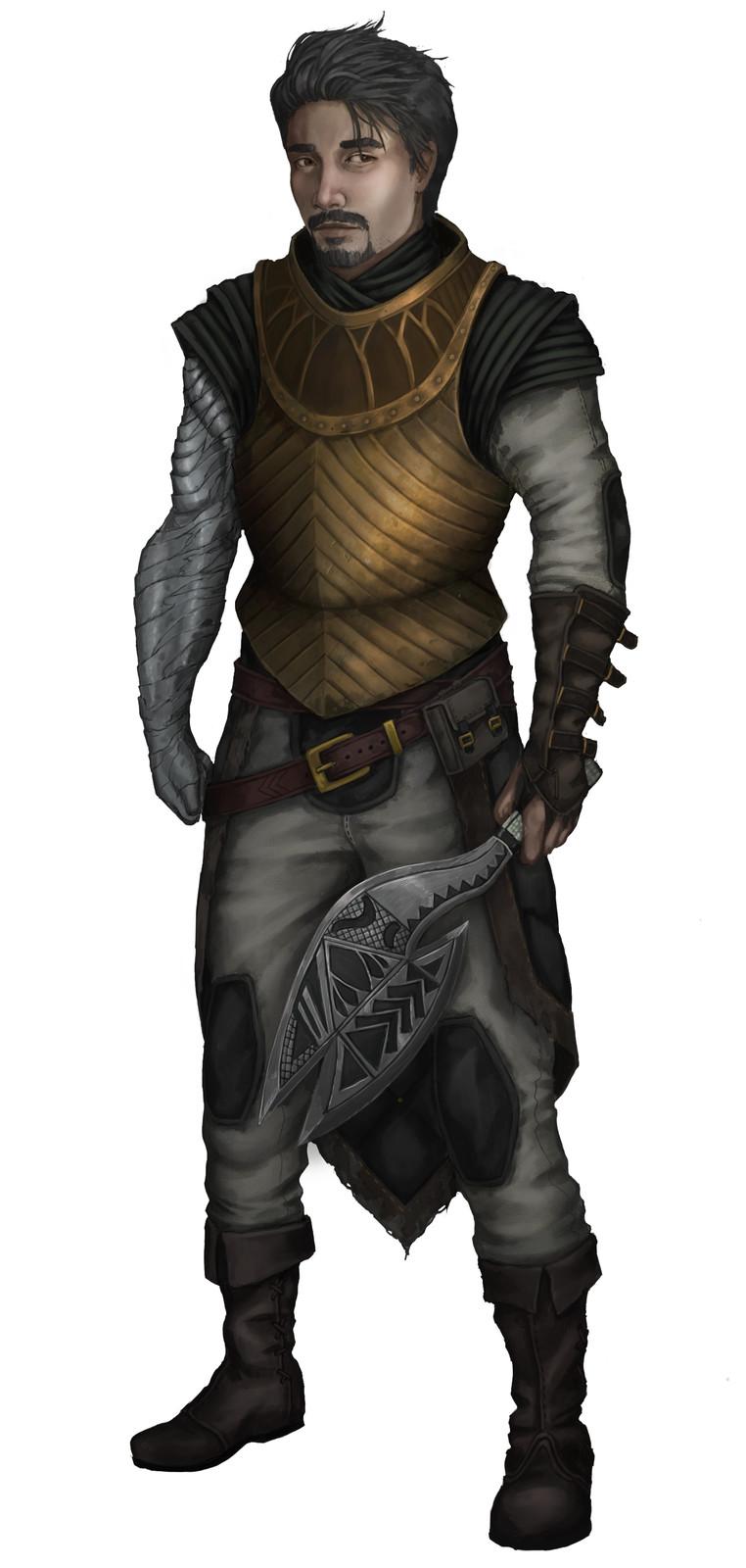 Henry - Character Art
