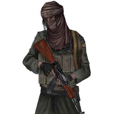 Coty polk terrorist1