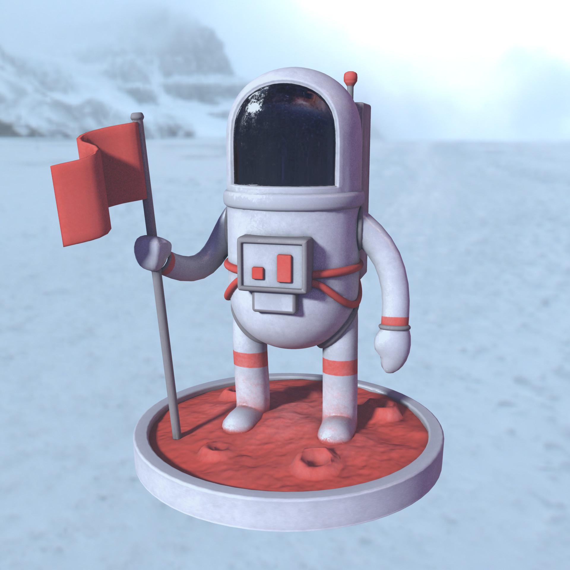 Elias glasch astronaut 01