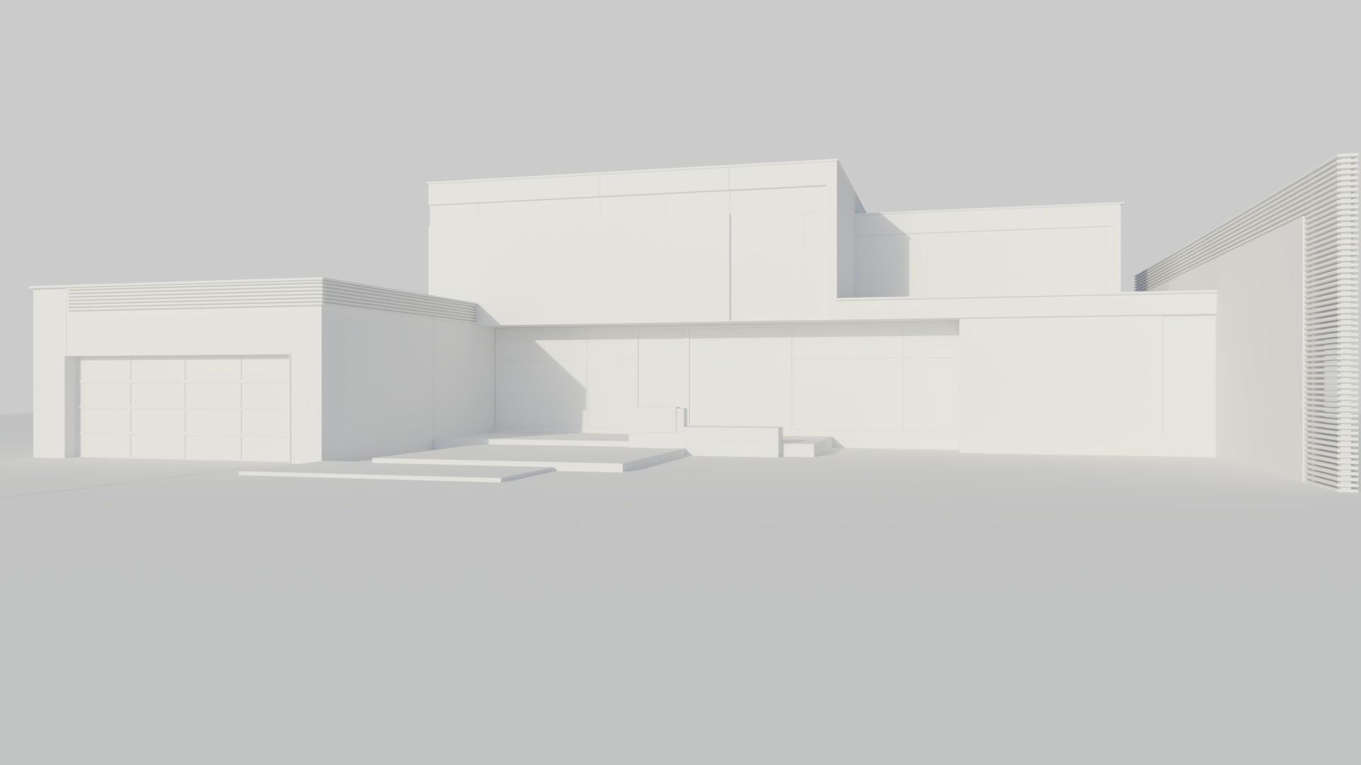 Dev image 1 - Basic Modelling