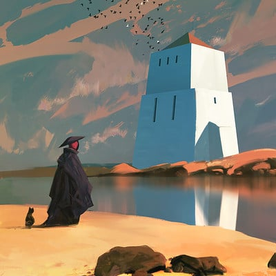Amir zand artstationuplox