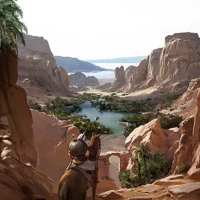 Martin deschambault aco red mountain oasis mdeschambault