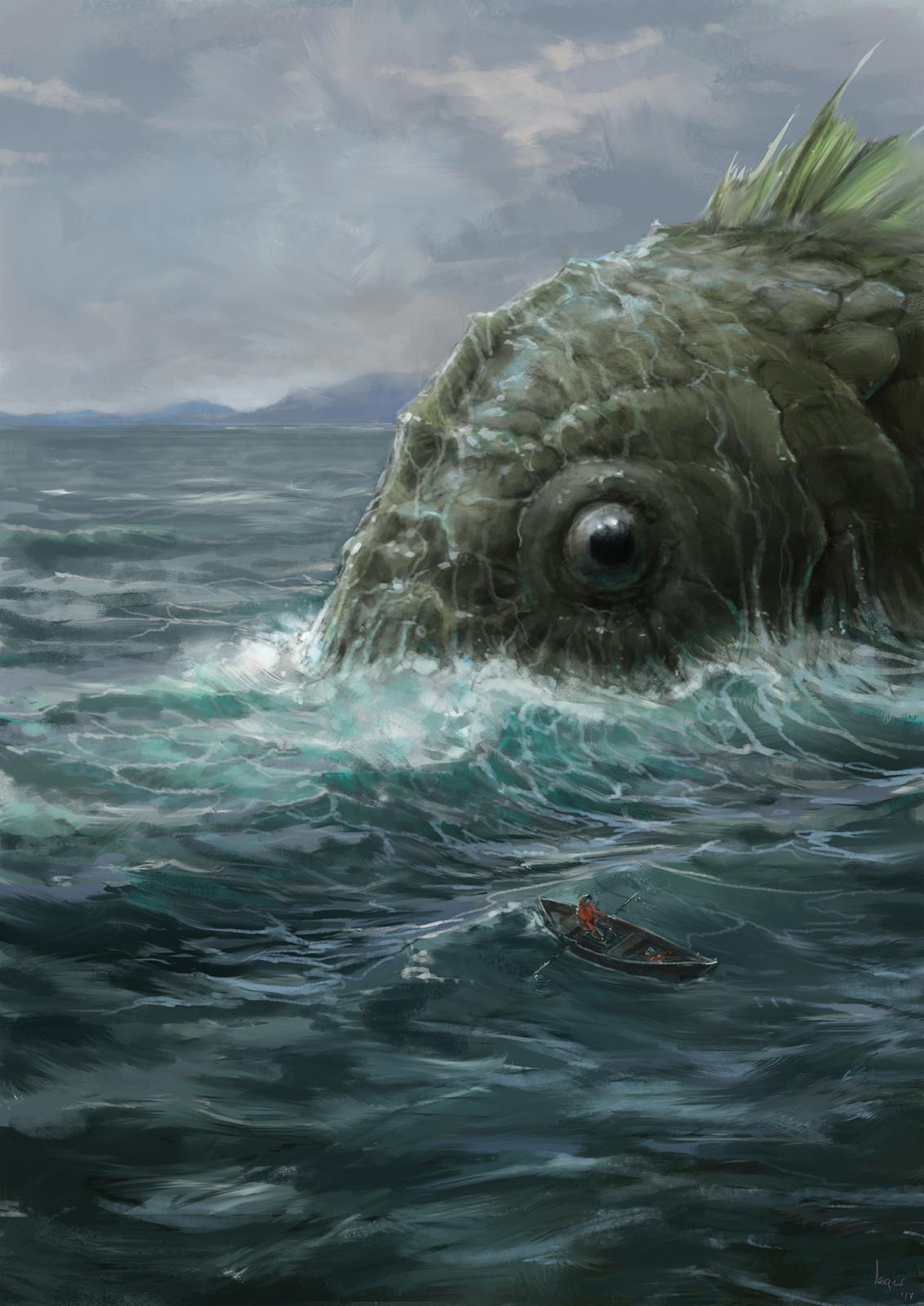 Þorskamóðir  (Mother Of All Cod)