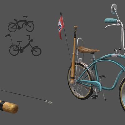 Francis boncales bike 7