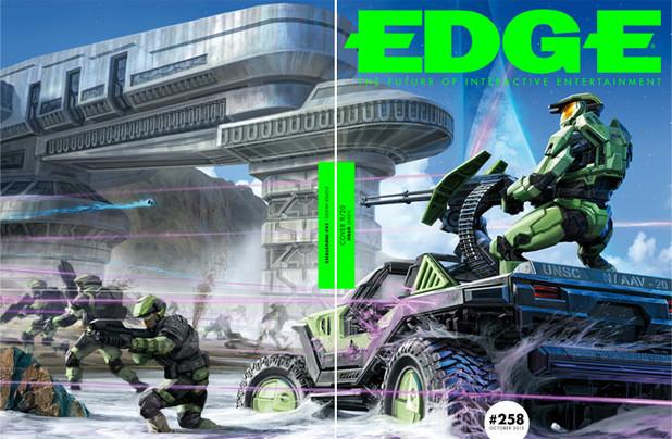 Halo-Cartographer Edge Cover Art