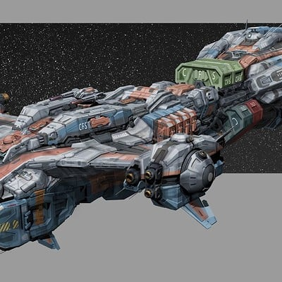 Eddie smith starfreighter