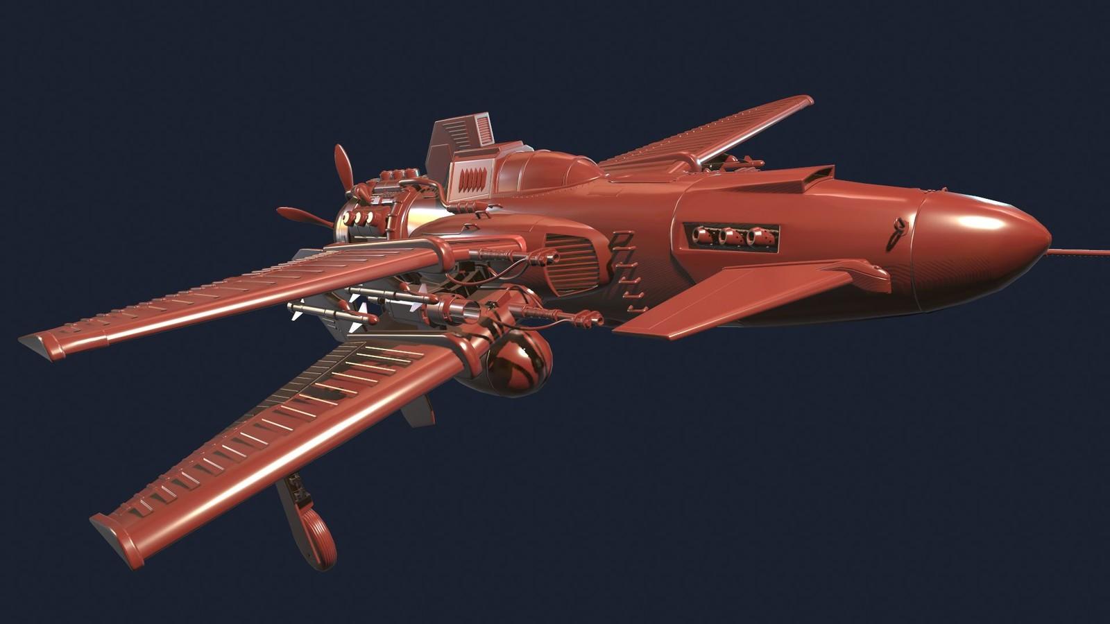 Falchion Interceptor [Work In Progress]