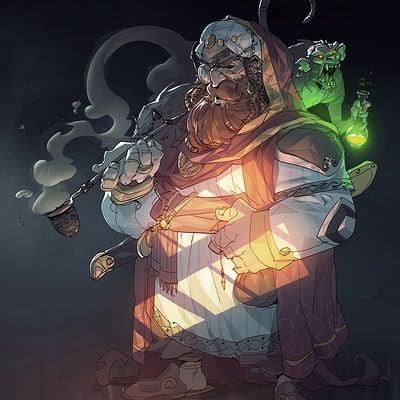 Hicham habchi dwarf 2