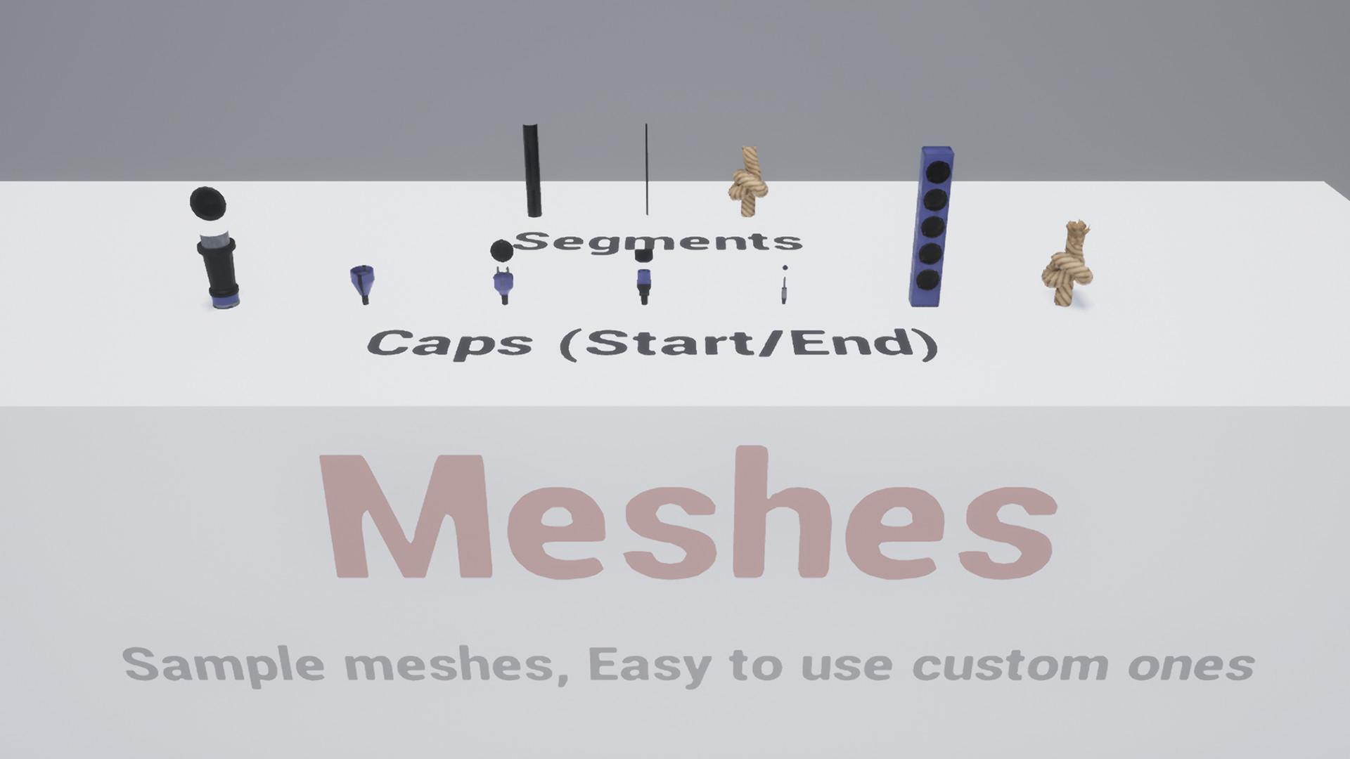 ArtStation - Custom Spline Generator, Santi Lopez