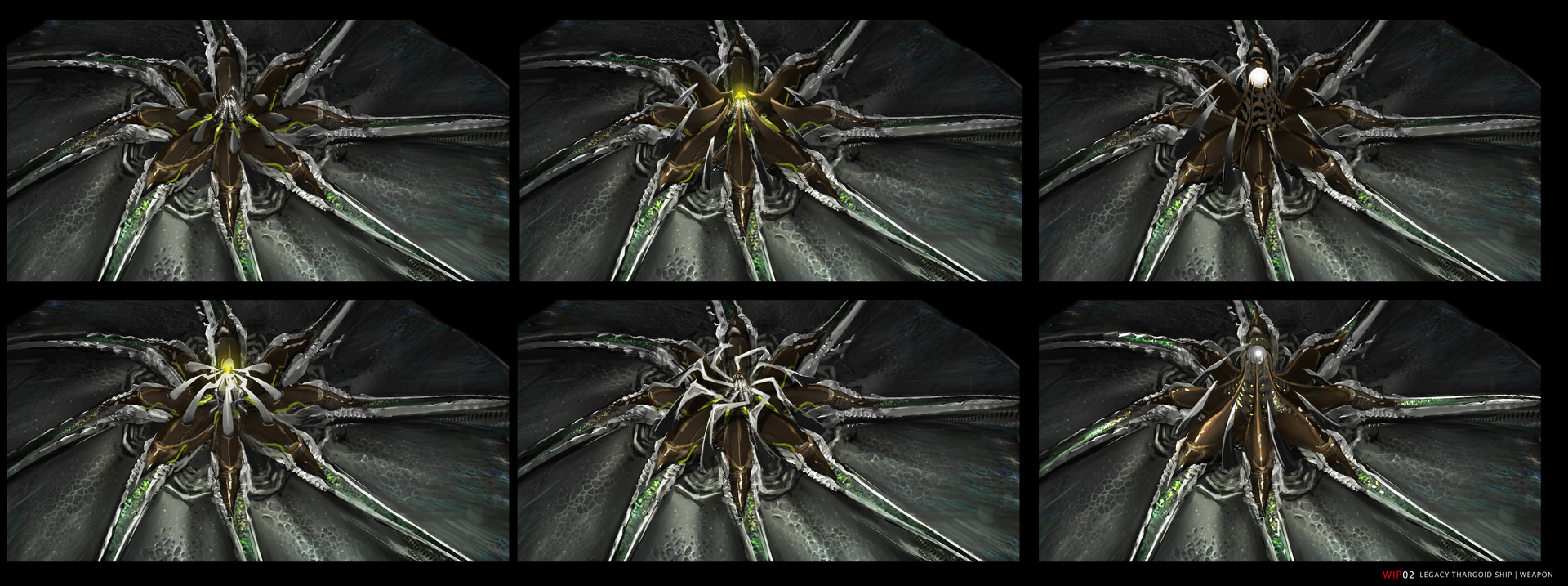 Emilie rinna legacy thargoid weapons 03