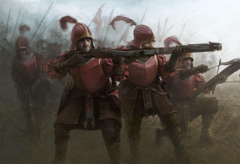 Stefan kopinski lannister crossbowmen copy
