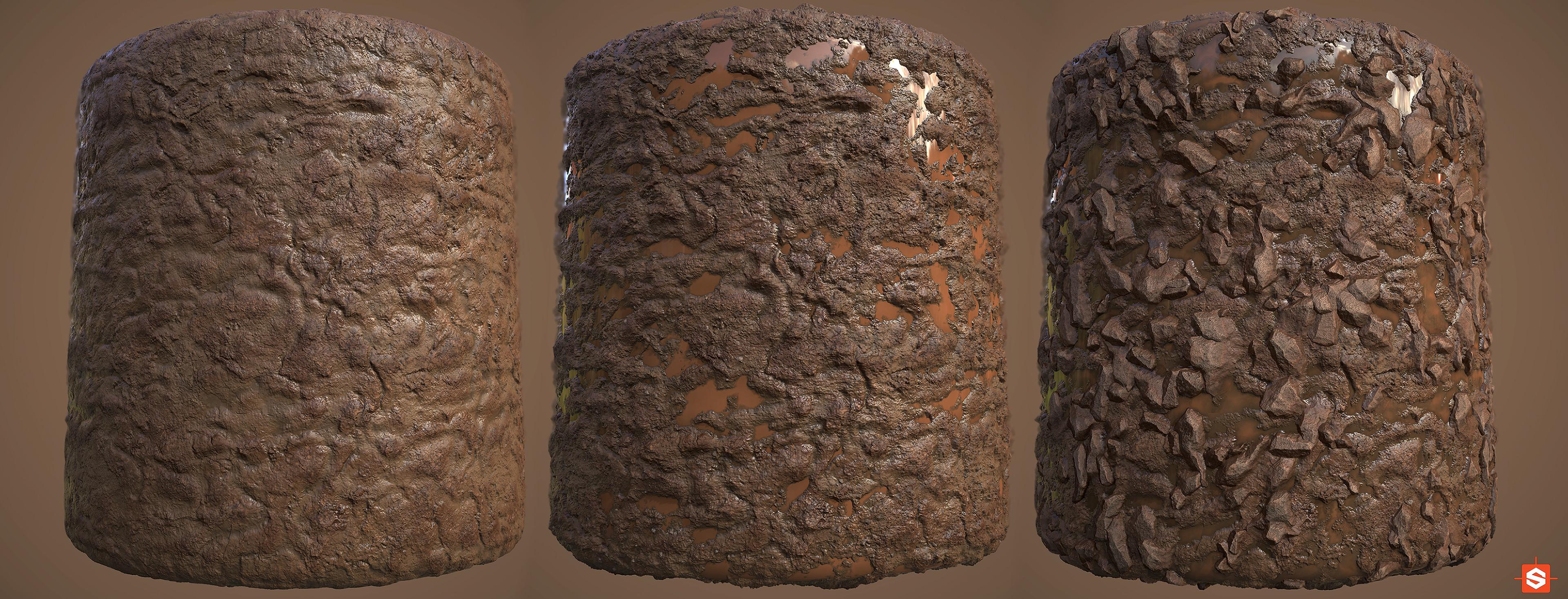 Mud variants