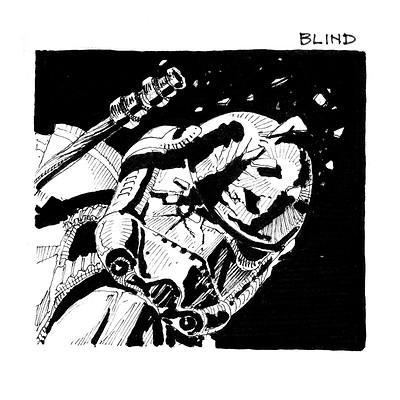 Midhat kapetanovic 24 blind inktober2017