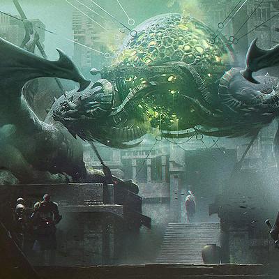 Ivan laliashvili dragon egg2
