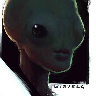 Thomas wievegg alien portrait3