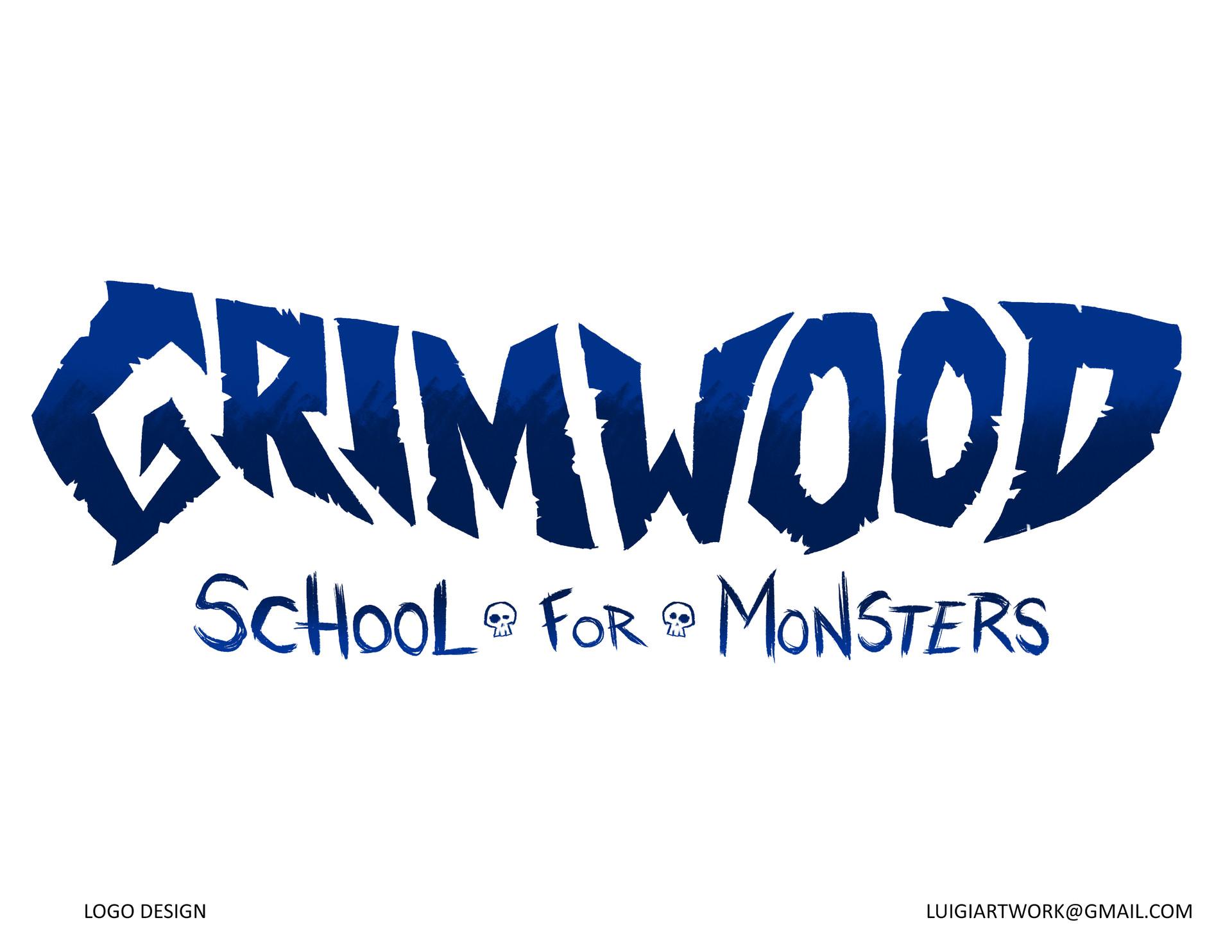 Luigi lucarelli 1 grimwood logo