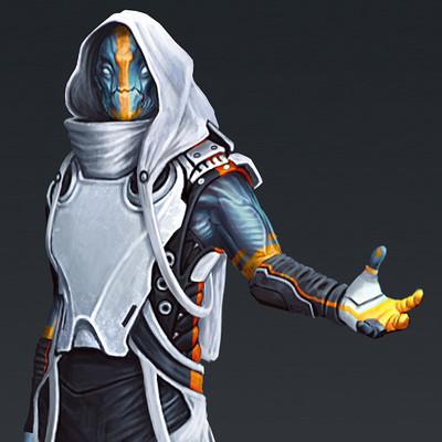 Evozon game studio alien villain