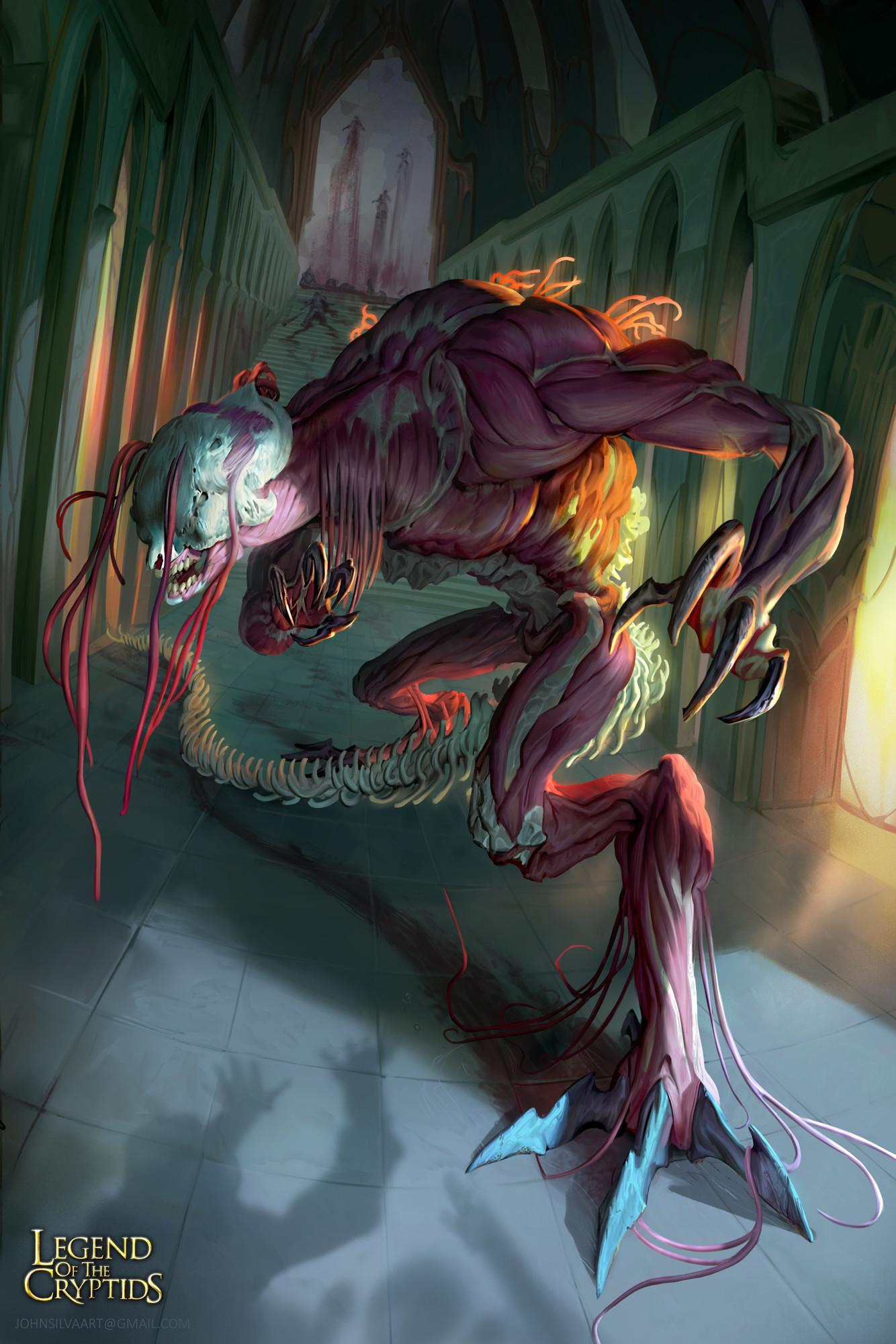 Les sans-peaux John-silva-skinless-monster-regular-x