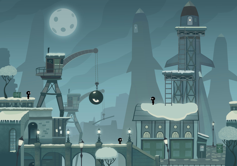 Illustration for beta promotion.