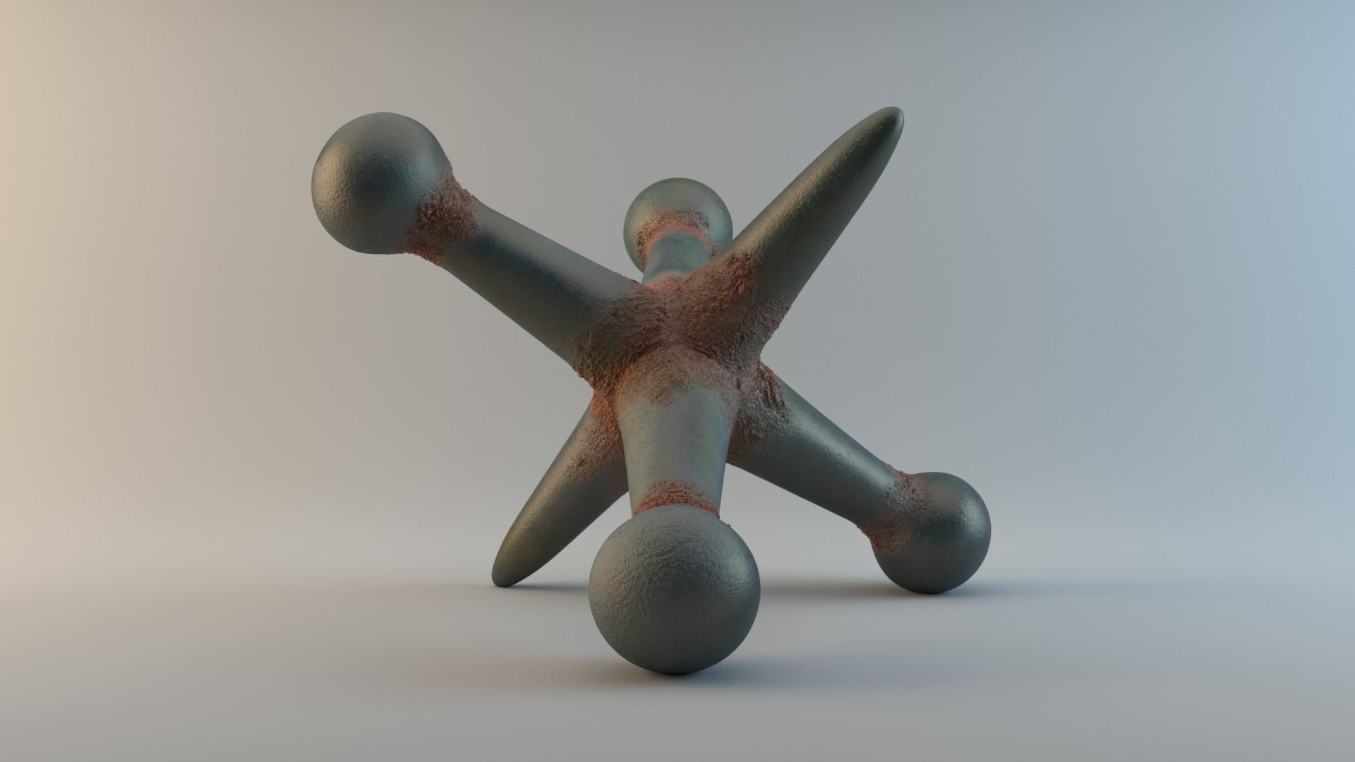 Metal Toy Jack