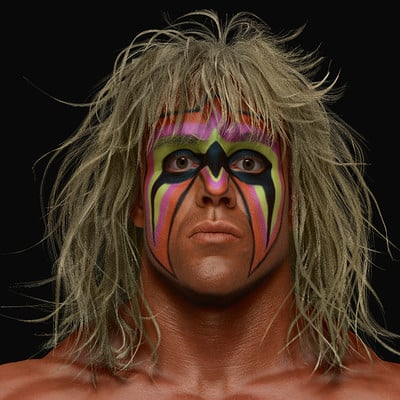 Ultimate Warrior - WWE
