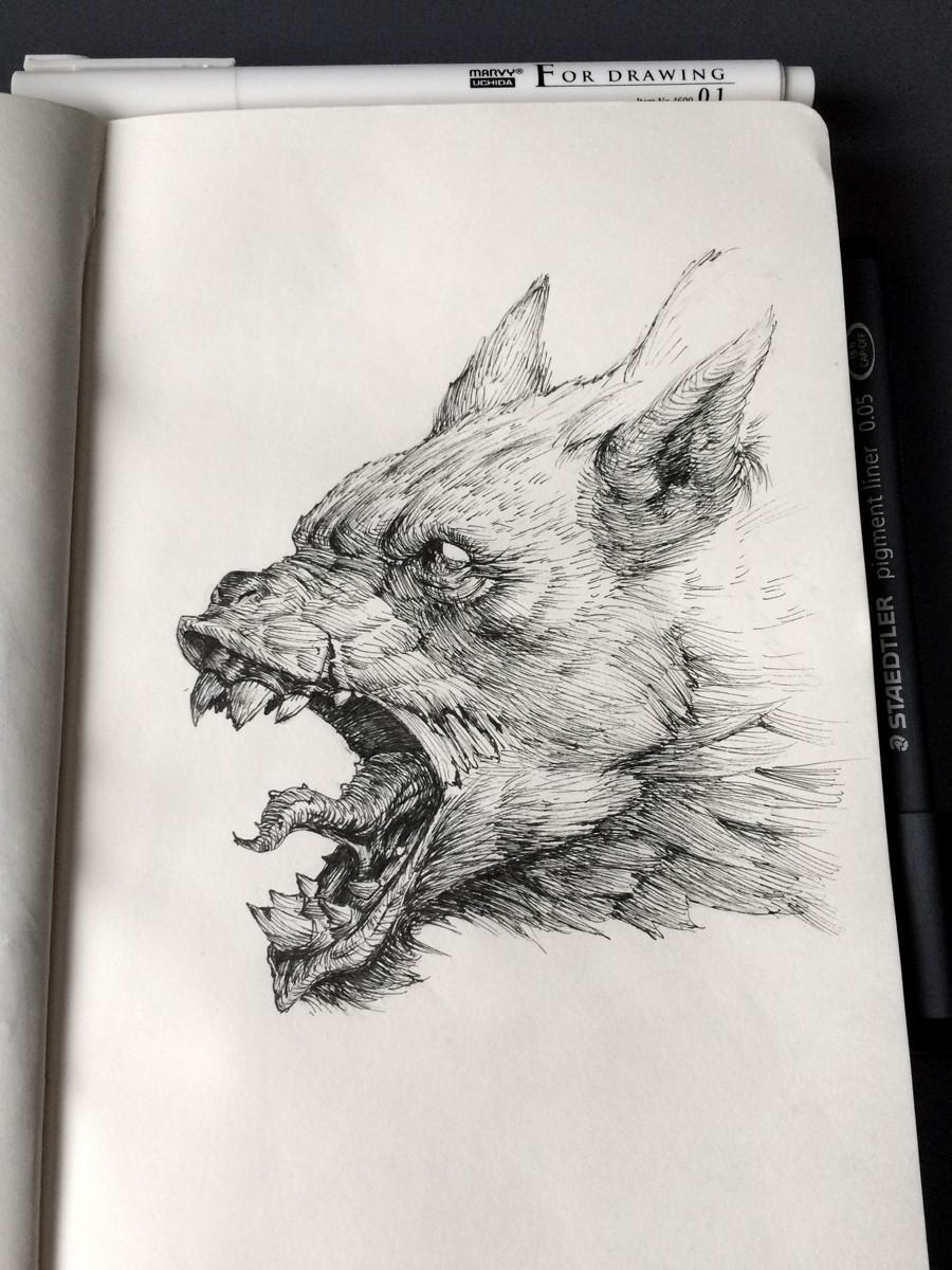Miro petrov werebear