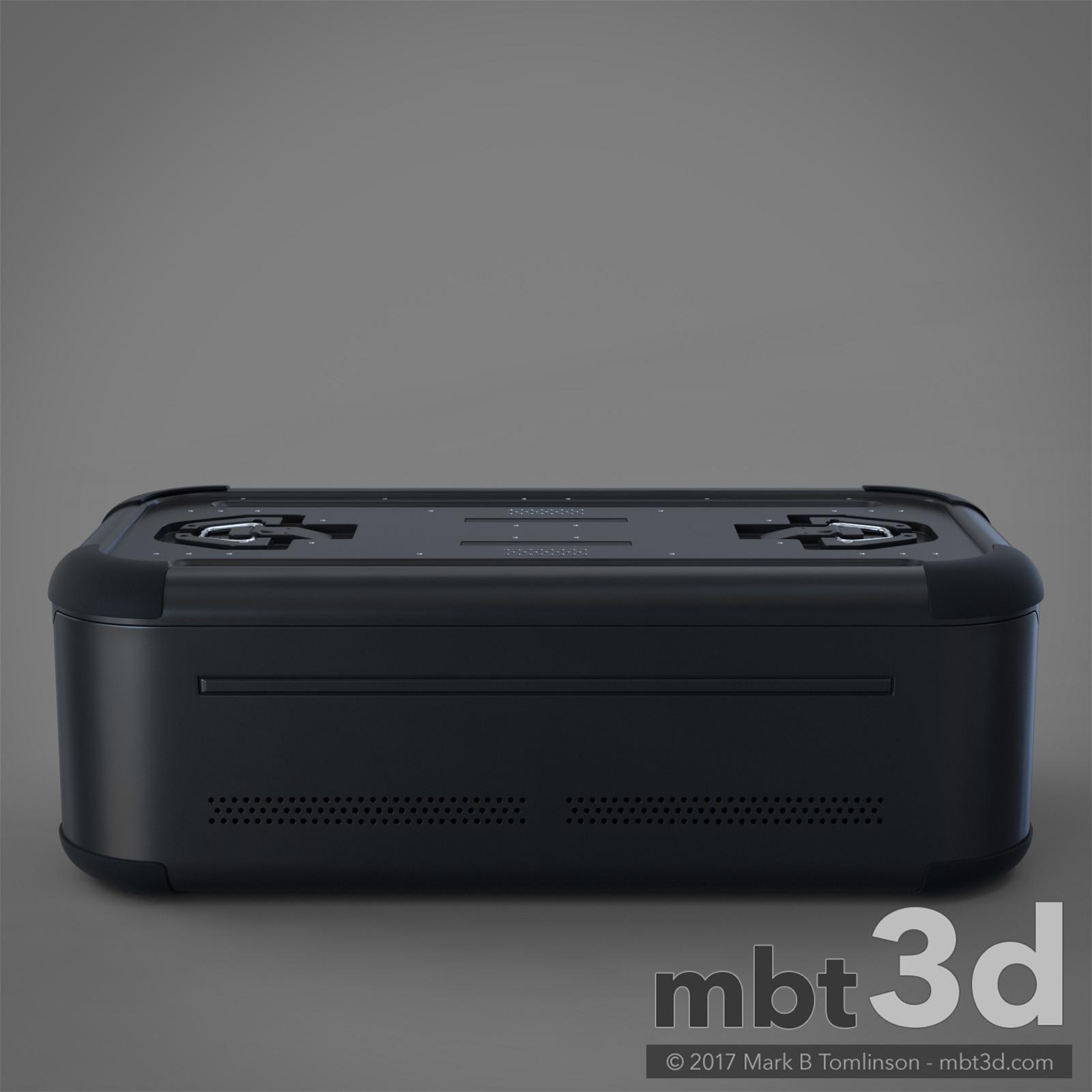 Mark b tomlinson box as box 2