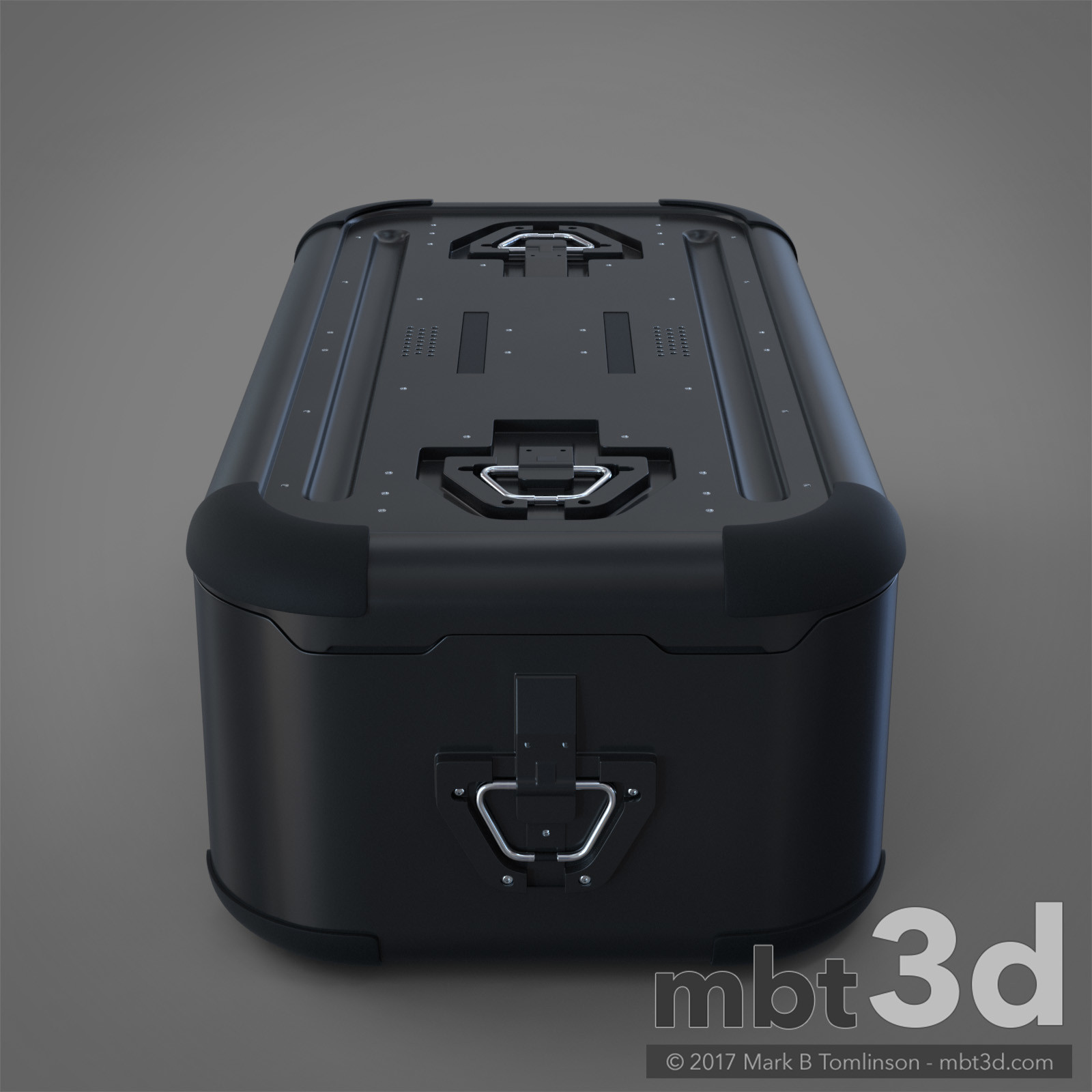 Mark b tomlinson box as box 3
