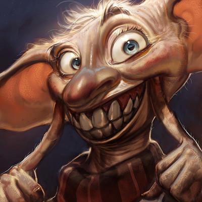 Antonio de luca goblin