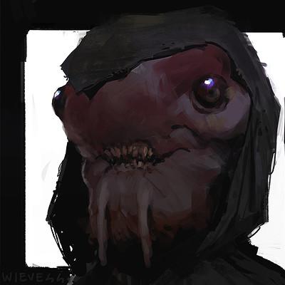 Thomas wievegg alien portrait4