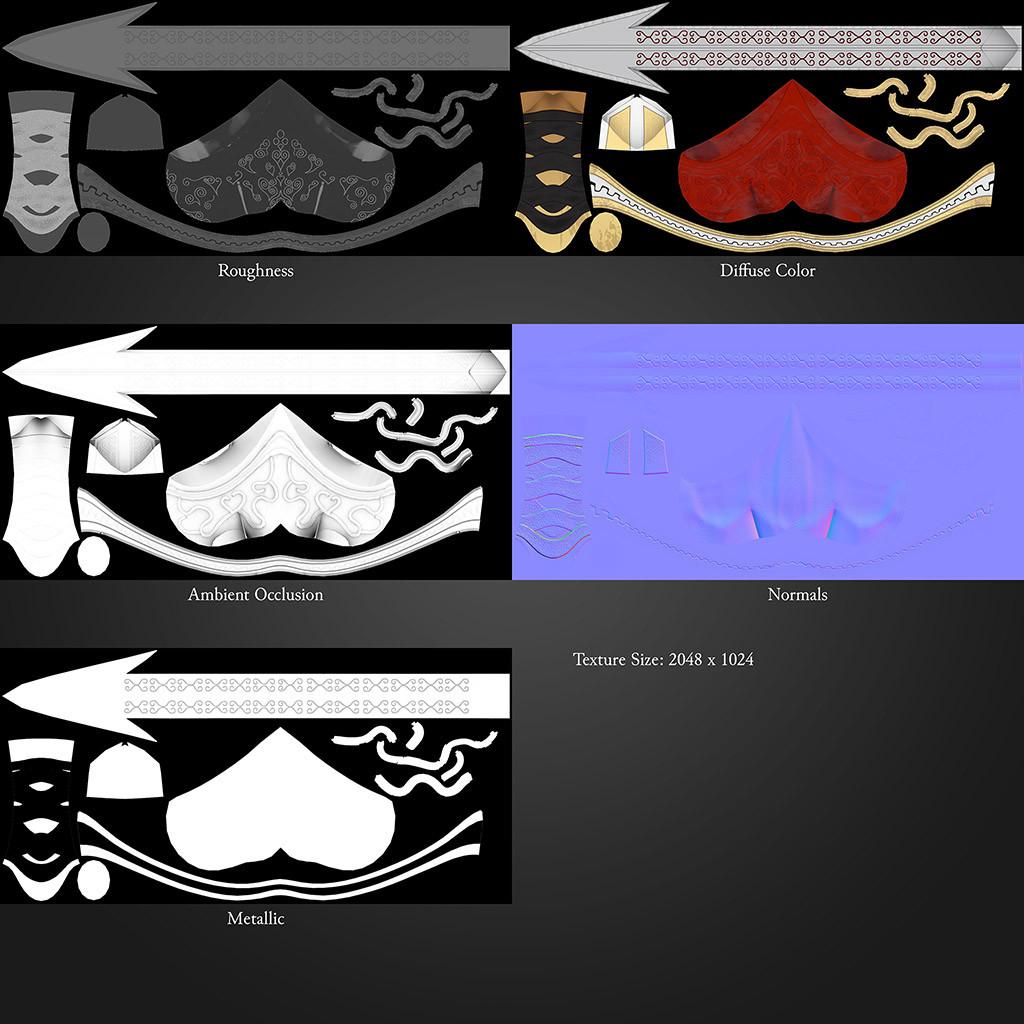 Kyle field 5 royalflush texturebreakdown
