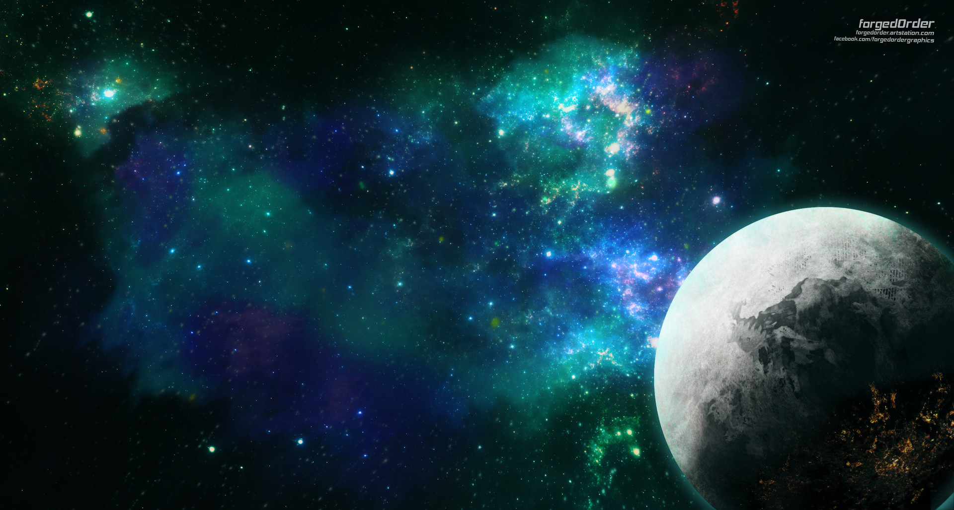 Attila gallik forgedorder nebulae x