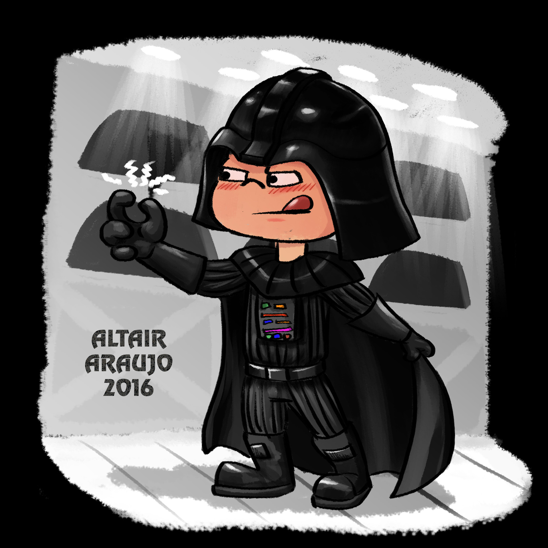 Altair araujo lil vader