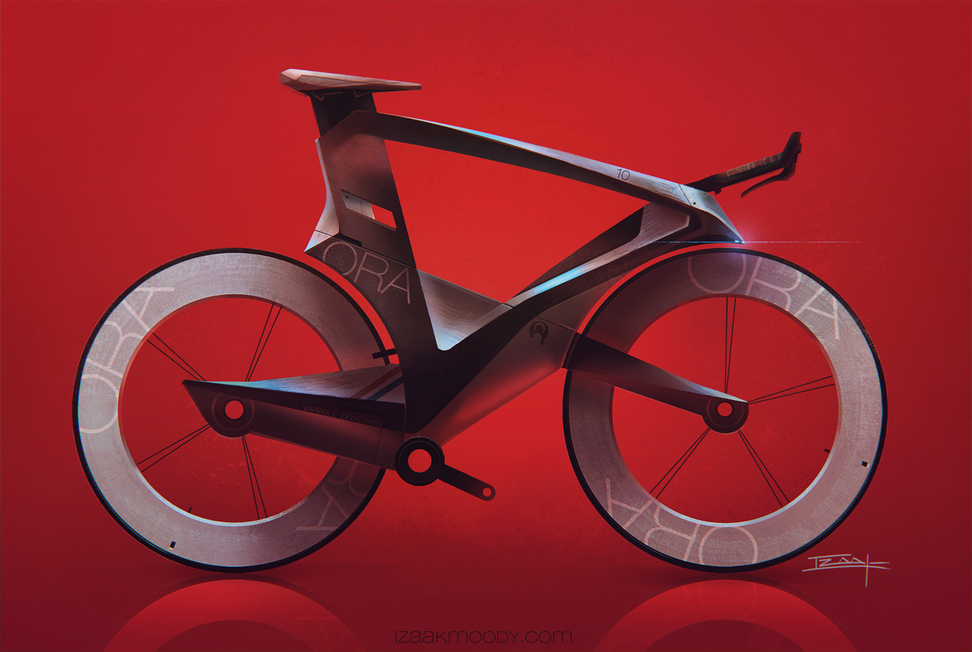 Ora Bicycle Concept