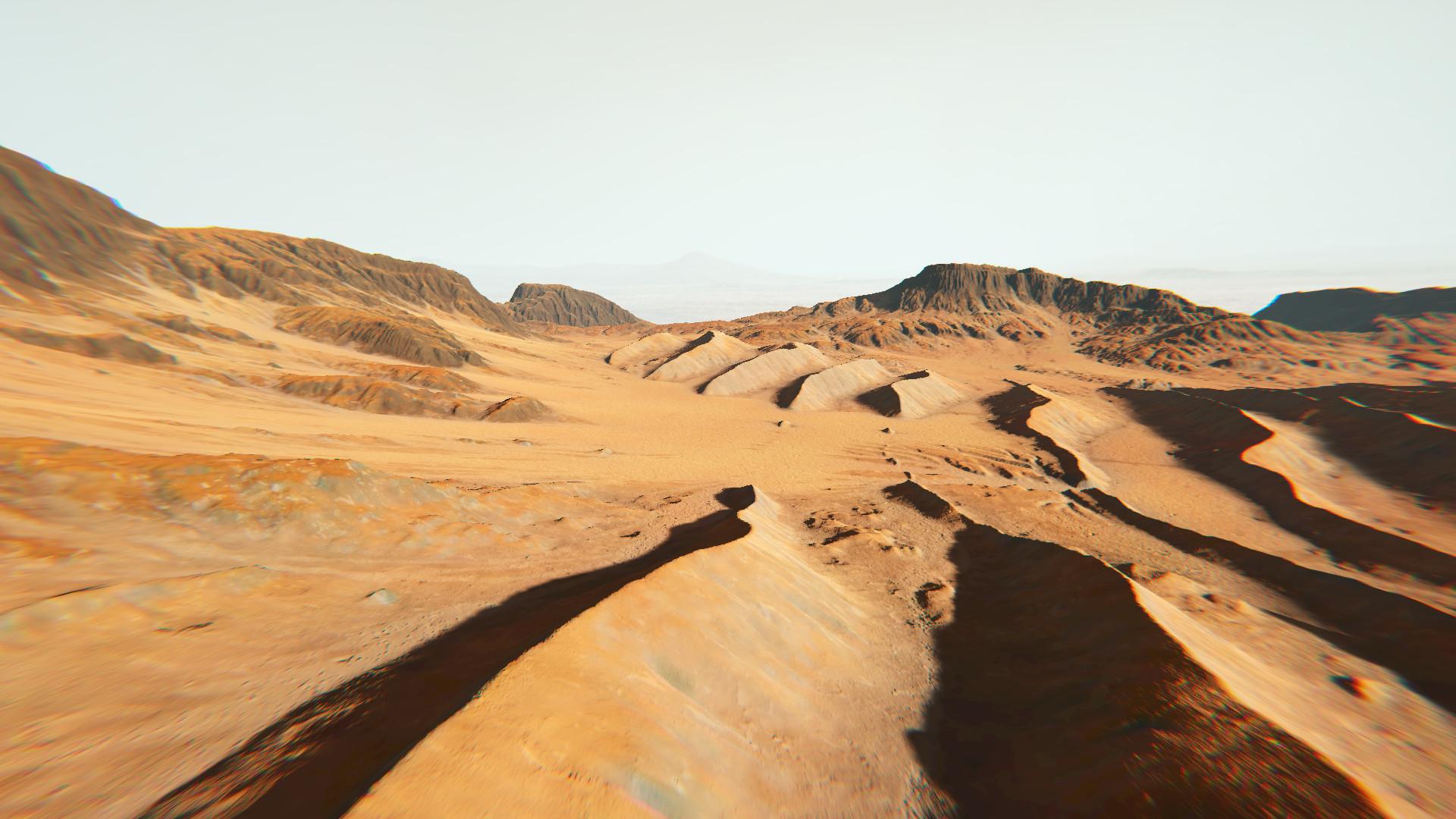 Sergey Kuydin - [Unity] - Mars terrain pack