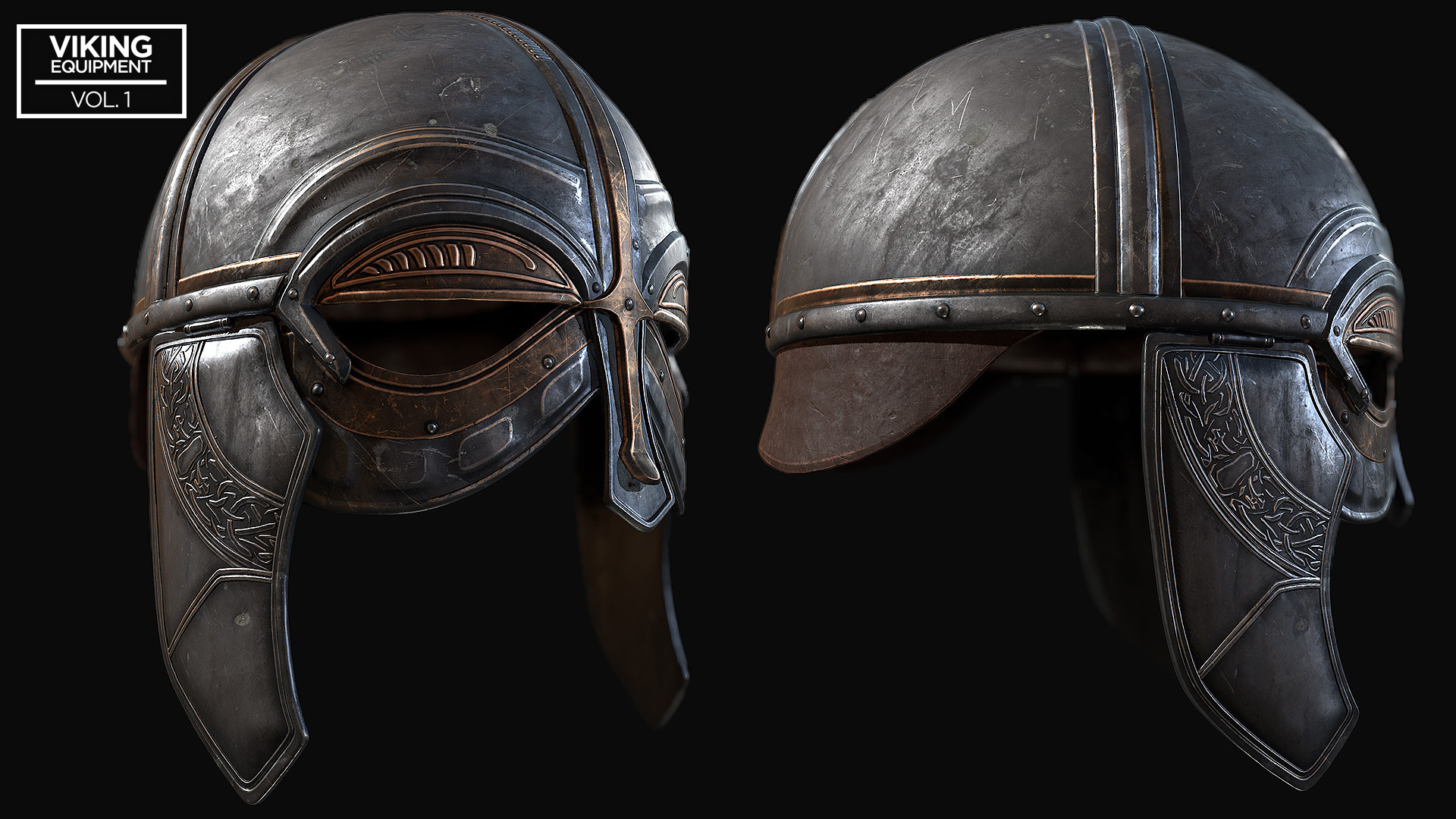 Helm (Based on several sources)