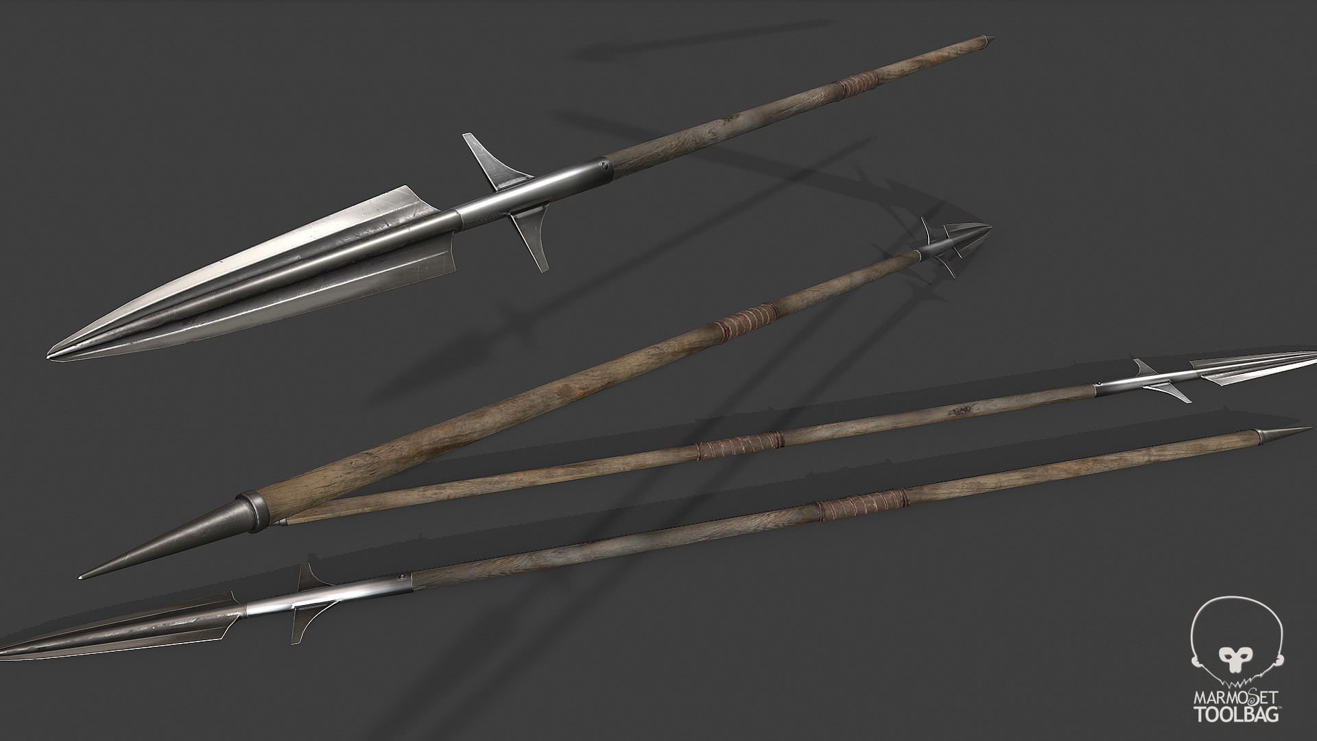 Spear (Based on the lugged spear design)